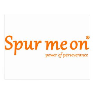 Spurmeon power of perseverance postcard