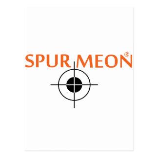 Spurmeon target unique motivational design postcard