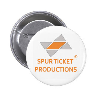 Spurticket Productions Button/Badge 6 Cm Round Badge