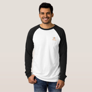 Spurticket Productions Mens Raglan Shirt