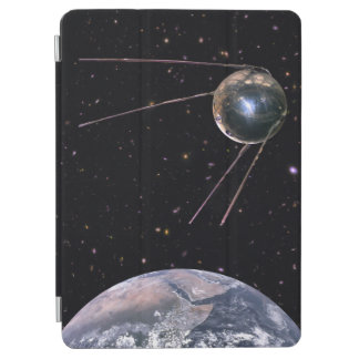 Sputnik 1 Earth Satellite iPad Air Cover