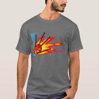 sputnik on fire  T-Shirt