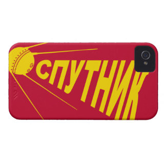 Sputnik: Soviet's Fast Blast in Space iPhone4 Case