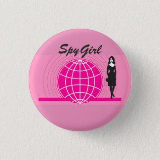 Spy Girl Button
