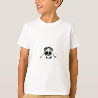 spy girl picture T-Shirt