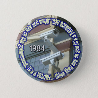 spy-on-the-government 6 cm round badge
