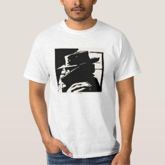 Spy silhouette t-shirt