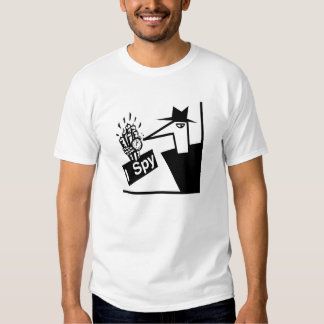 Spy with Bomb T-shirt
