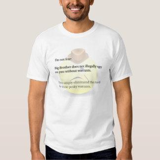 Spying Tee Shirts