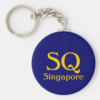 SQ, Singapore Key Ring