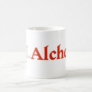 SQLAlchemy Mug w/ Large Light Logo