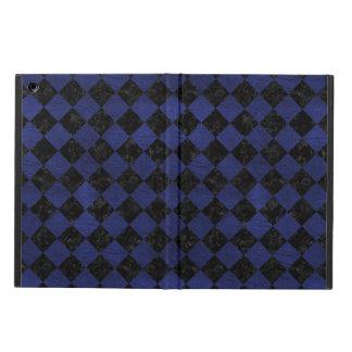 SQR2 BK-MRBL BL-LTHR iPad AIR COVER