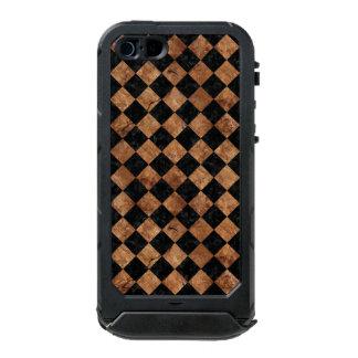 SQR2 BK-MRBL BR-STONE INCIPIO ATLAS ID™ iPhone 5 CASE