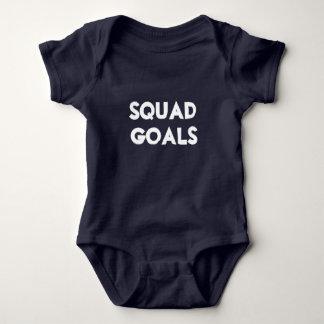 Squad Goals Baby Bodysuit