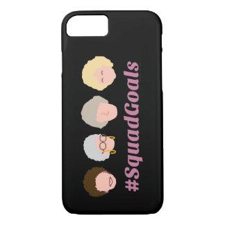 SquadGoals iPhone 8/7 Case