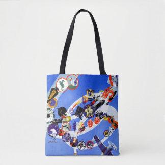 Squadron Insignia Tote Bag