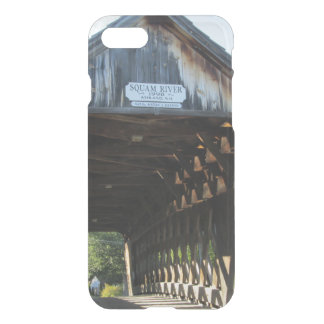 Squam River Covered Bridge iPhone 7 Case