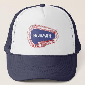 Squamish Climbing Carabiner Trucker Hat