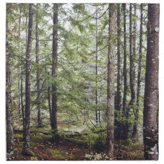 Squamish Forest Floor Napkin