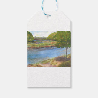 squamscott river at newfields july 31 2015 gift tags