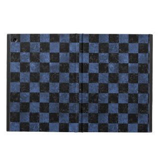 SQUARE1 BLACK MARBLE & BLUE STONE COVER FOR iPad AIR