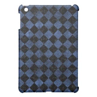 SQUARE2 BLACK MARBLE & BLUE STONE iPad MINI CASES