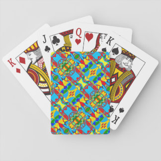Square 02 - POKER CARDS