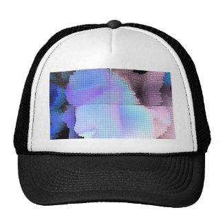 Square #3 design cap
