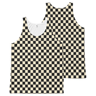 Square - All-Over print singlet