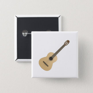 Square Button Classical Guitar