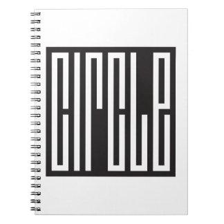square circle - brain teaser notebook