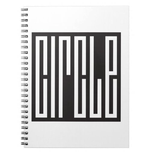 square circle - brain teaser notebook
