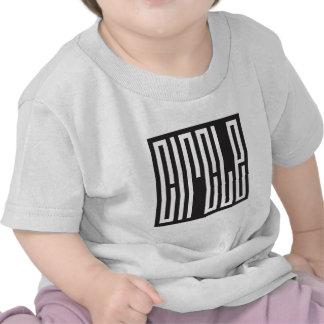 square circle - brain teaser shirts