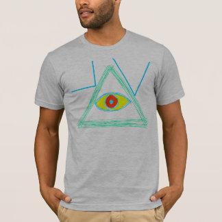 Square-Compass Illuminati T-Shirt