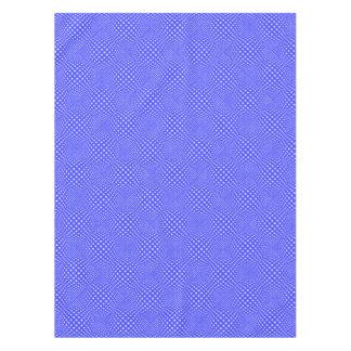 Square Dot Globe Tablecloth