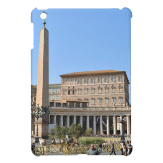 Square in Rome, Italy iPad Mini Case