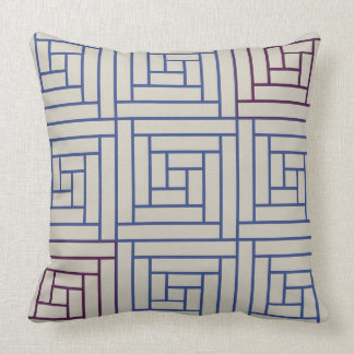 Square lattice cushion