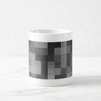 Square-lined mug