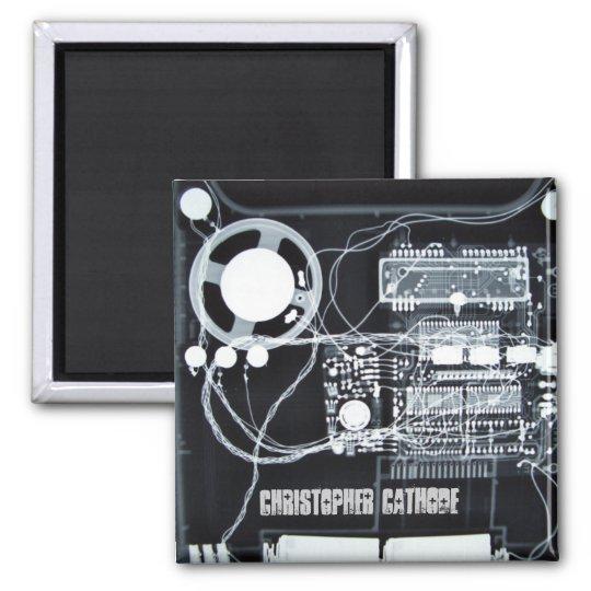 Square Magnet - Customised