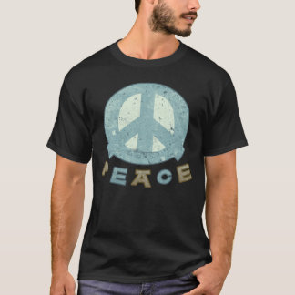 Square Meal Peace Sign T-Shirt