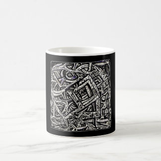 Square One, by Brian Benson Coffee Mug
