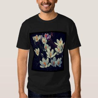 Square Photo - Crocuses Shirt