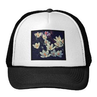 Square Photo - Crocuses Trucker Hats