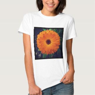 Square Photo - Marigold T Shirt