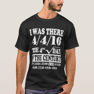 Square Root Day Shirt