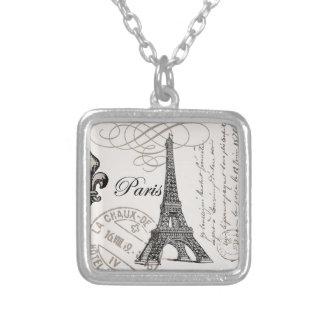 Square Vintage Charm necklace
