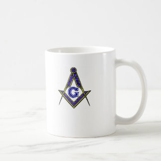 squareandcompassblue, squareandcompassblue coffee mug