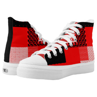 Squared High Tops