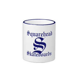 Squarehead Skateboards Mug