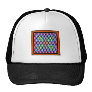 Squares Alternate Hats